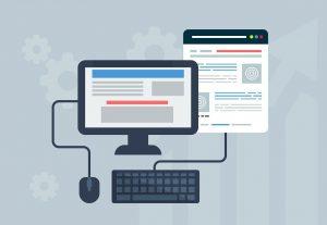Creazione sito web vetrina aziendale o personale